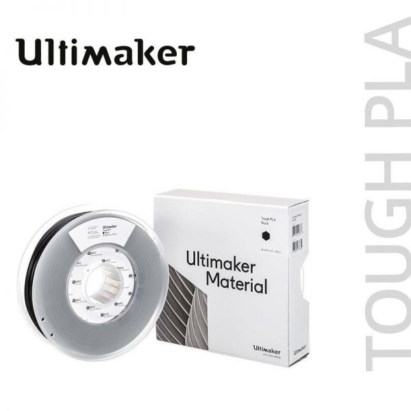 Ultimaker Tough PLA Filament schwarz