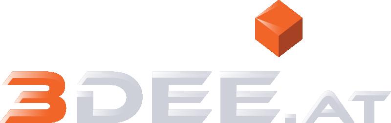3dee Logo 2020 light