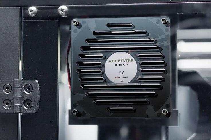 Raise 3D HEPA Luftfilter