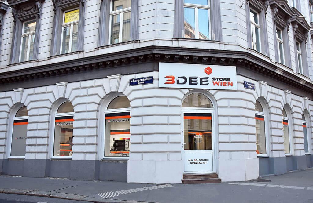 3Dee Store Wien