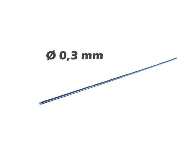 0.3mm Stahldraht