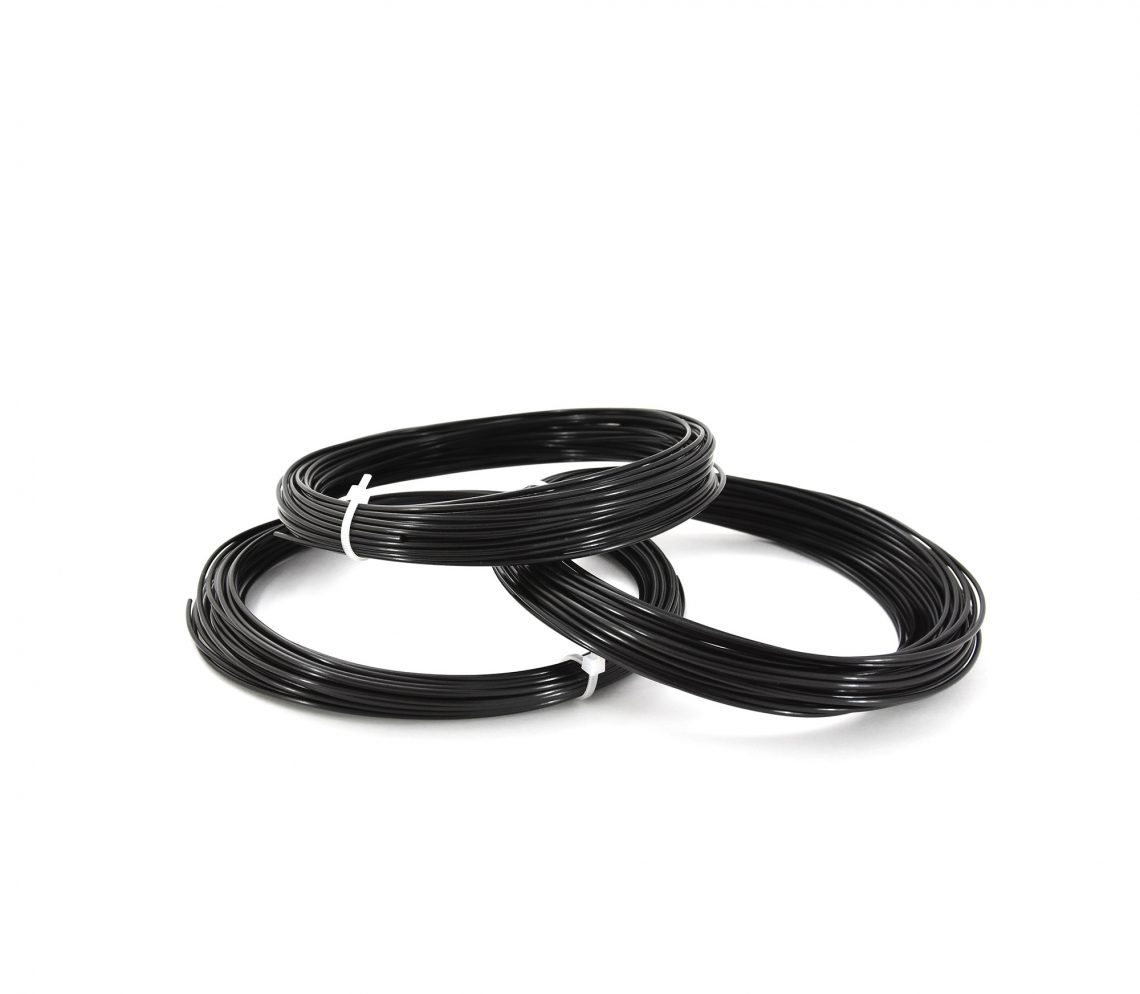 3DEE PLA matt schwarz filament kaufen wien probemenge 3D-Drucker material bestellen