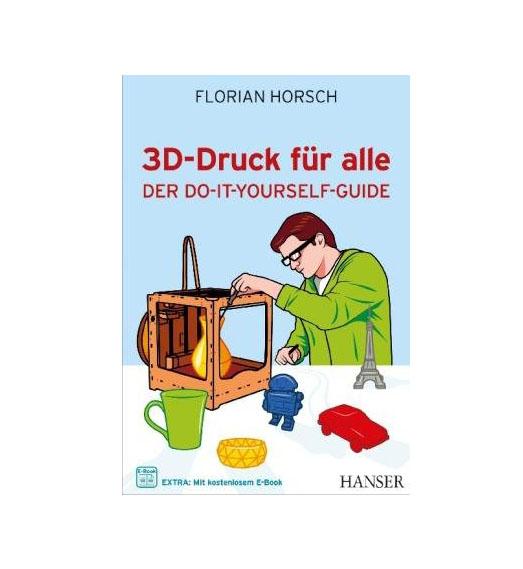 Buch 3D-Druck für alle