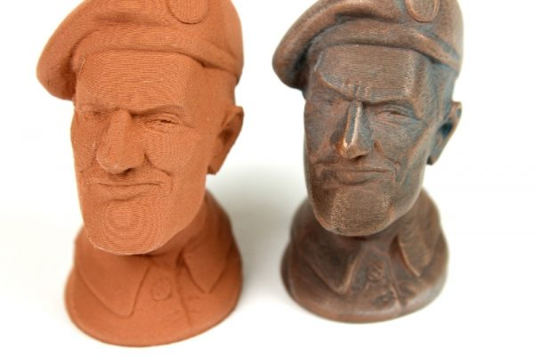 ColorFabb CopperFill poliert