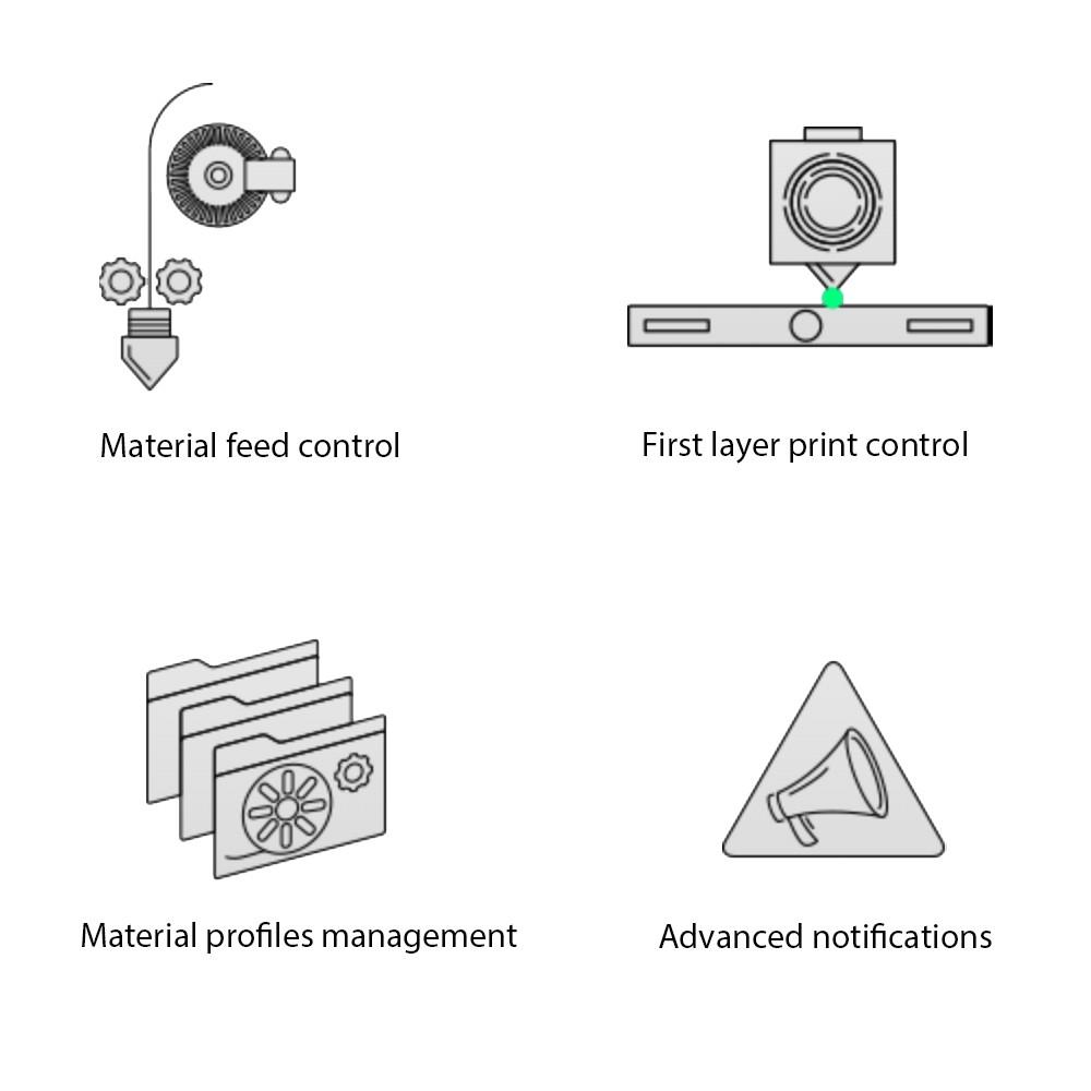 Picaso 3D Desginer X Pro features