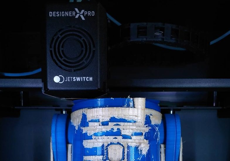 Picaso3D Designer X Pro Jetswitch Drucker FiIament Dual