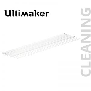 Ultimaker 3 Cleaning Filament