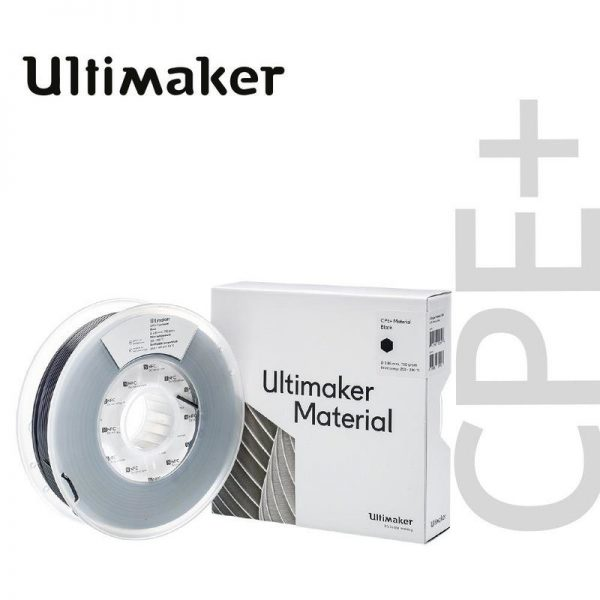 Ultimaker CPE+ Filament schwarz
