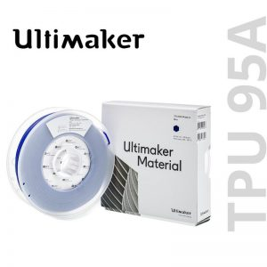 Ultimaker TPU FIlament blau