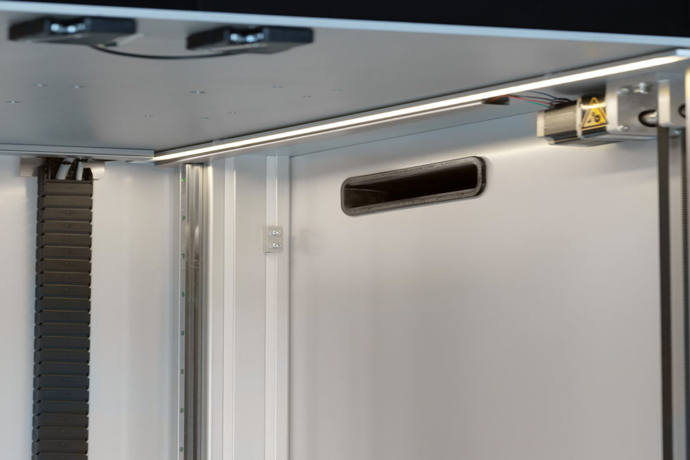 builder extreme 2000 air filter door system