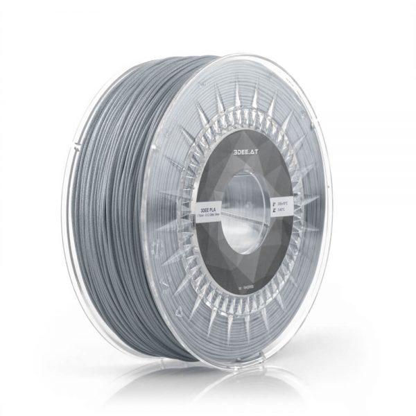 pla filament glitter silver