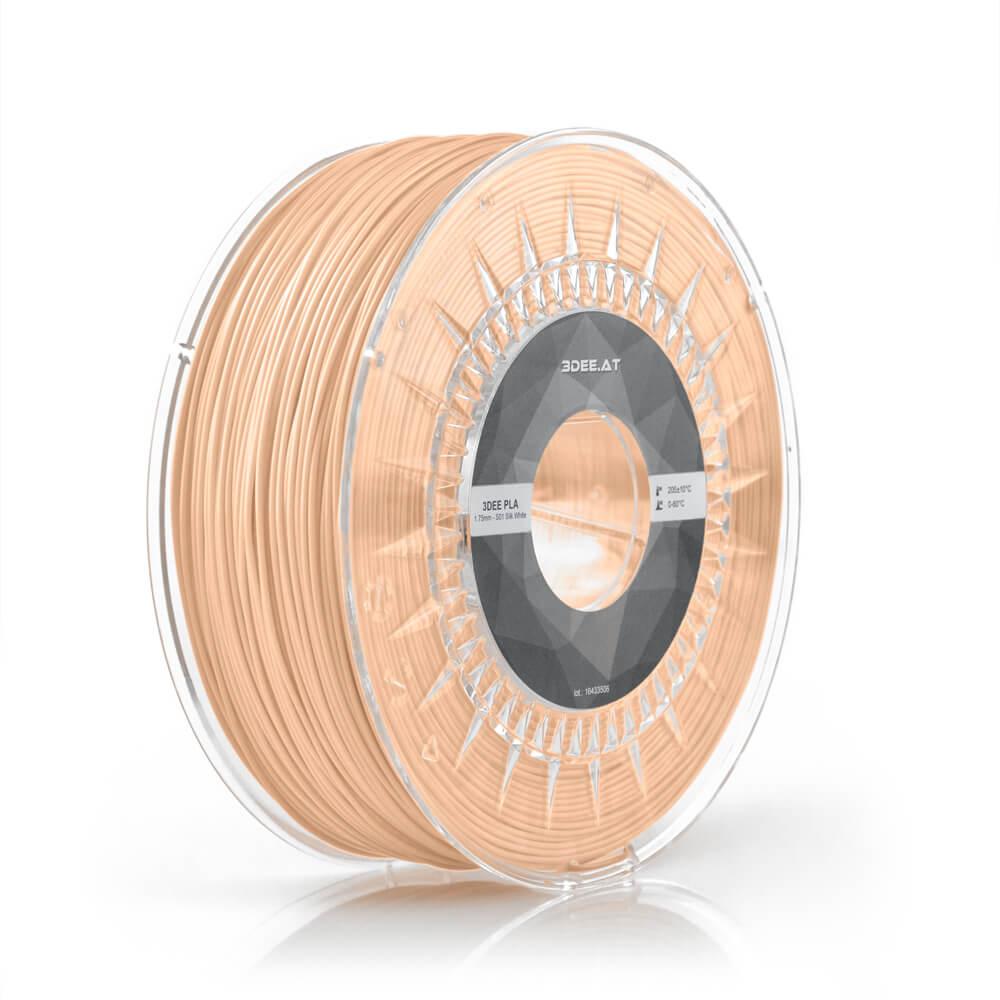 pla filament kaufen wien 3dee 3d-druck material seide champagner