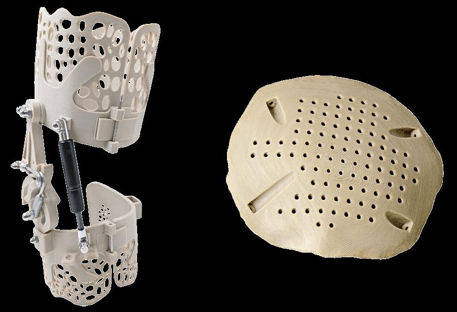 Intamsys 3D-Drucker Peek Prothesen