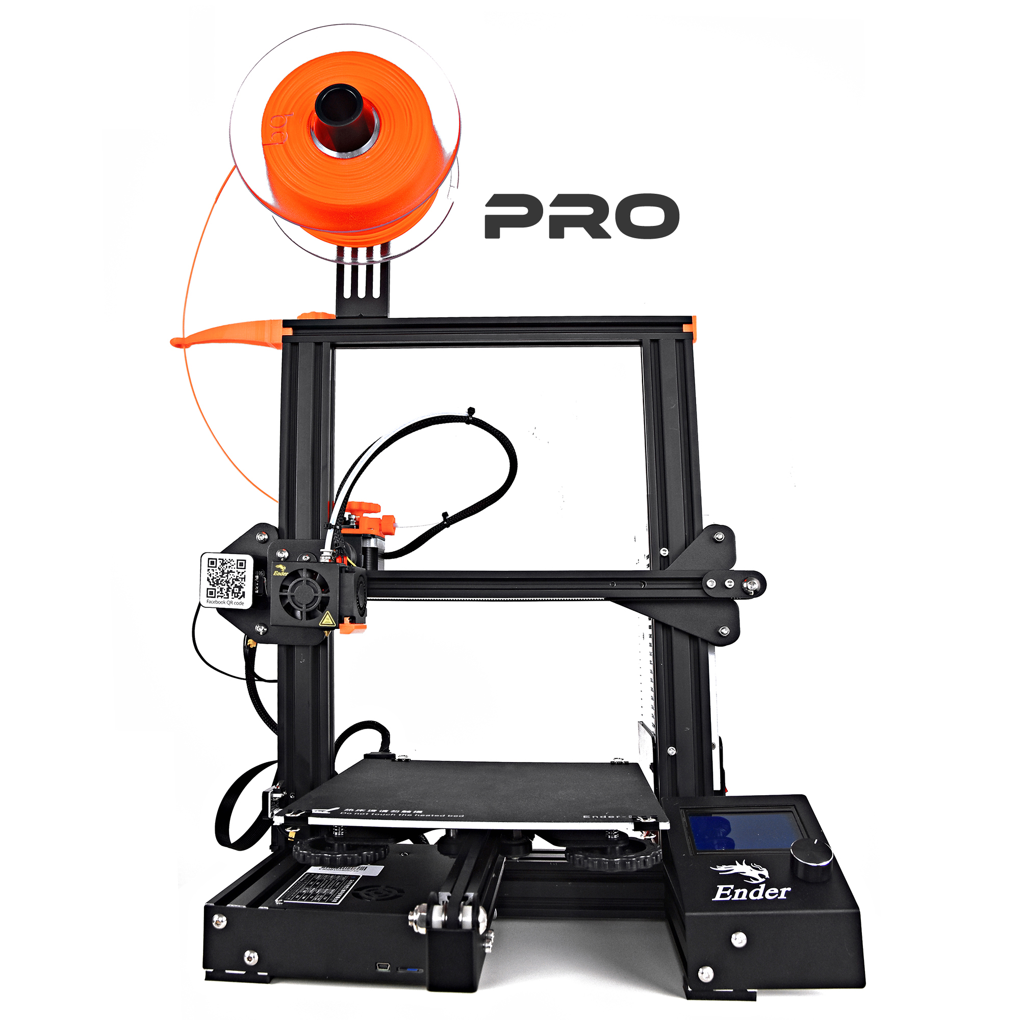 3Dee edition Ender 3 PRO Budapest