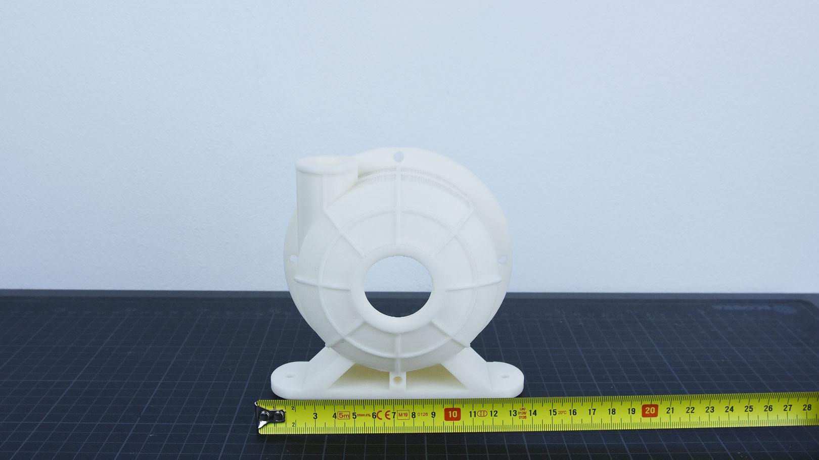 3D-Druckservice Größenvergleich FDM klein