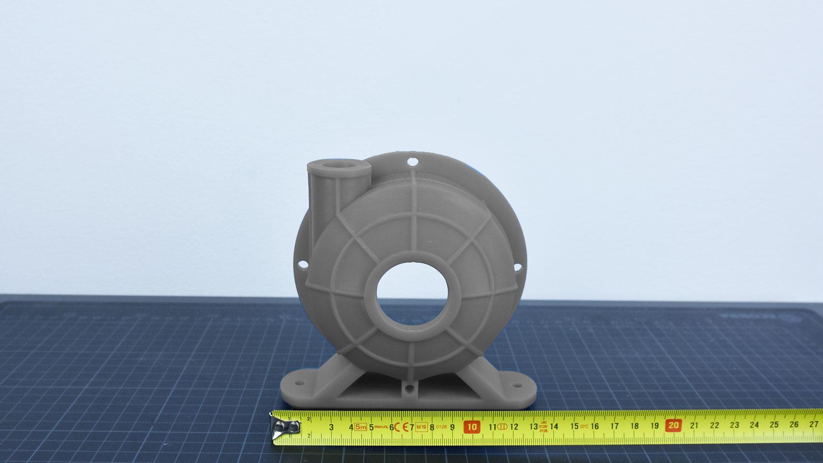 3D-Druckservice Größenvergleich SLA klein