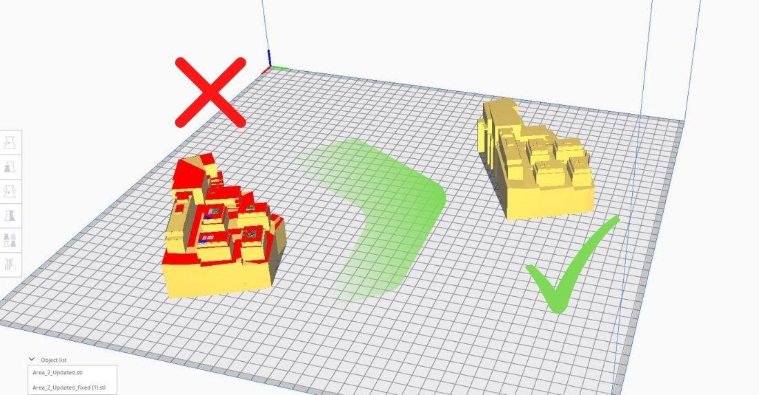 Fehlerhafte STL-Datei für 3D-Druck reparieren Die Lösung 2021 3Dee