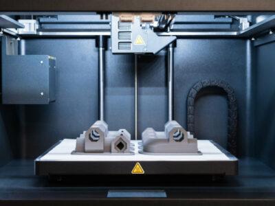 Metalldruck 3Dee Markforged